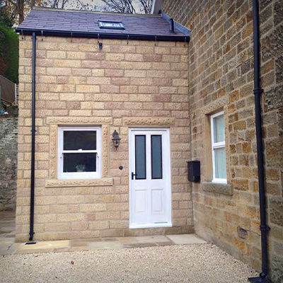 building extensions in matlock derbyshire